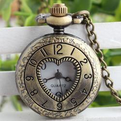 Đồng hồ quả quýt Tim size nhỏ