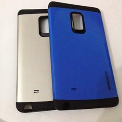 Samsung Note Edge - Ốp lưng slim armor 2 lớp kết hợp PC và Silicone