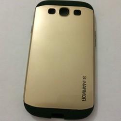 Samsung Galaxy S3 - Ốp lưng slim armor 2 lớp kết hợp PC và Silicone