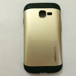 Samsung Star Pro 7262 - Ốp lưng slim armor 2 lớp PC và Silicone