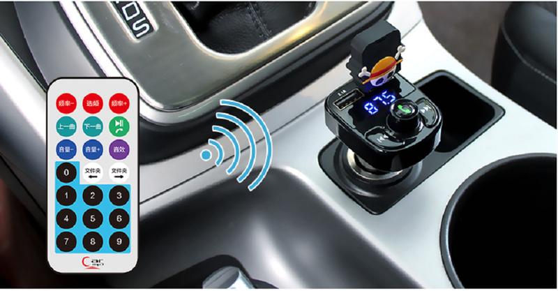 Tẩu MP3 và sạc trên ô tô Hyundai HY-82 2
