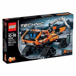 Đồ Chơi Lego Technic Arctic Truck 42038 – Xe Chuyên Dụng Bắc Cực