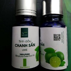 Tinh Dầu Chanh Sần NEOP - Lime Essential Oil 10ml