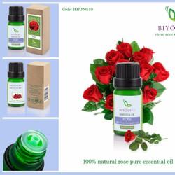 Tinh dầu nguyên chất Hoa hồng 10ml