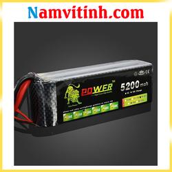 BIN POWER LION 3S 11.1V 5200mhA