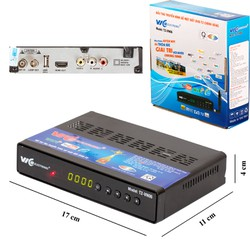 Đầu Thu Truyền Hình Kỹ Thuật Số Mặt Đất DVB-T2 VN06 VIC Electronic