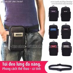 Túi đeo lưng phong cách thể thao - Mã số: TX1611