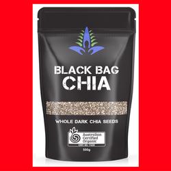 Black bag chia Úc