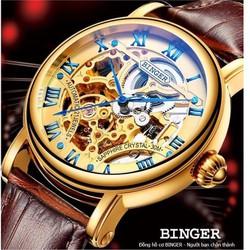 Đồng hồ cơ Binger đẳng cấp