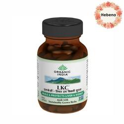 Viên uống hỗ trợ chức năng gan thận Organic India