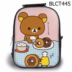 Balo Ipad - Học thêm - Đi chơi Rilakkuma ăn donut - SBLCT445