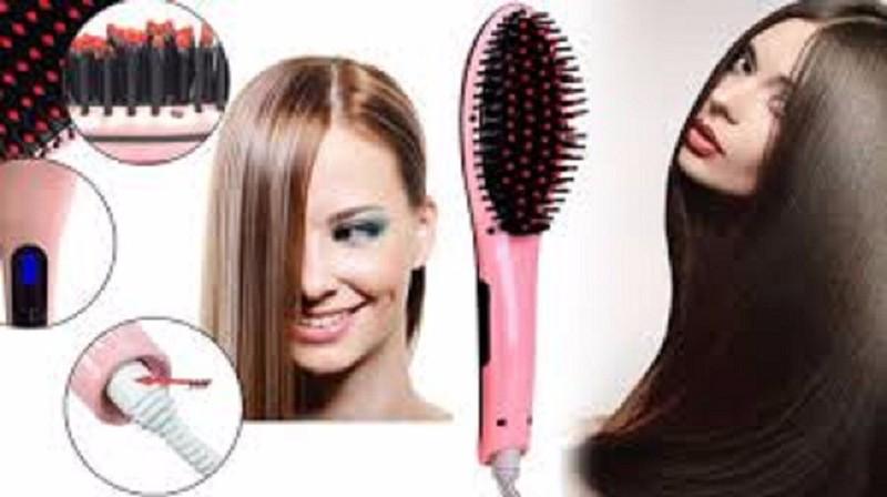 Lược điện chải tóc 3