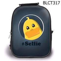 Balo Ipad - Học thêm - Đi chơi Vịt vàng Selfie - SBLCT317