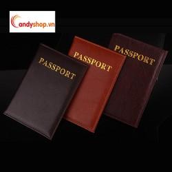 Combo 2 Bao đựng hộ chiếu - passport PP9 candyshop88.vn