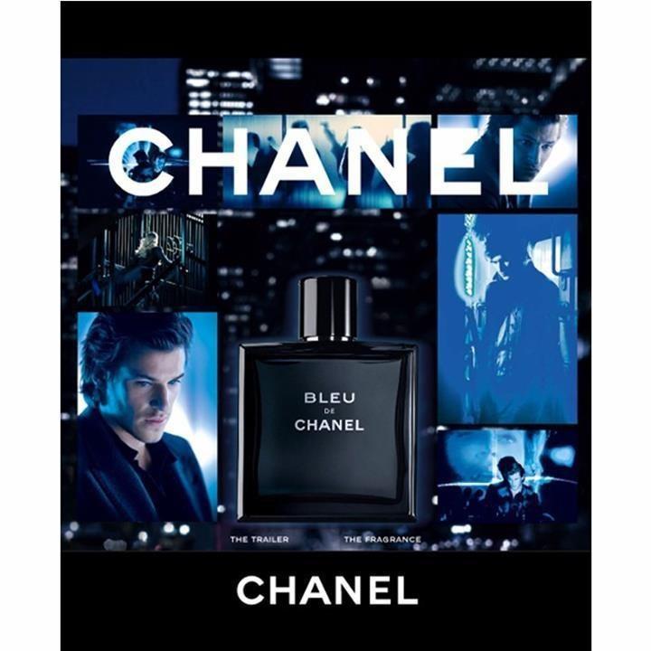 Nước hoa nam Bleu de Chanel 100ml 4
