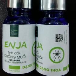 Tinh Dầu Chống Muỗi ENJA - Dạng Thoa 10ml