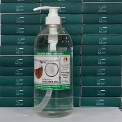 Dầu Dừa Siêu Tinh Khiết NEOP 1000ml chăm sóc tóc và cơ thể
