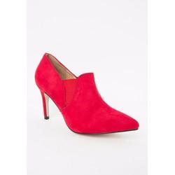Giày boot nữ thời trang đẹp , chất lượng LARA HMF 901