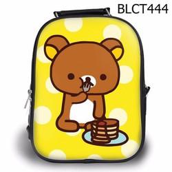Balo Ipad - Học thêm - Đi chơi Rilakkuma ăn pancake - SBLCT444