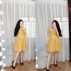 Váy Ren Thiết Kế