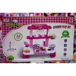 Bộ đồ chơi nấu ăn cao cấp 778B - Giá Cực Sốc