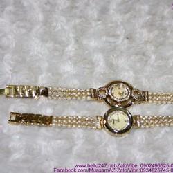 Đồng hồ lắc tay nữ đính hột cao cấp sang trọng DHI136