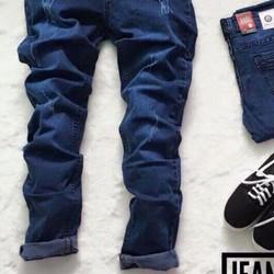 Quần Jeans nam rách cực chất