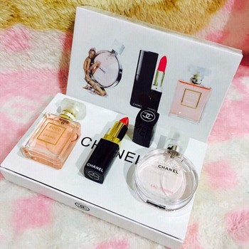 Bộ nước hoa Chanel 3 món cao cấp