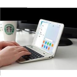 Bàn phím Bluetooth ốp lưng ipad mini 4 phụ kiện cho bạn