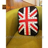 balo da thời trang lá cờ giá rẻ chỉ có tại Winz.vn