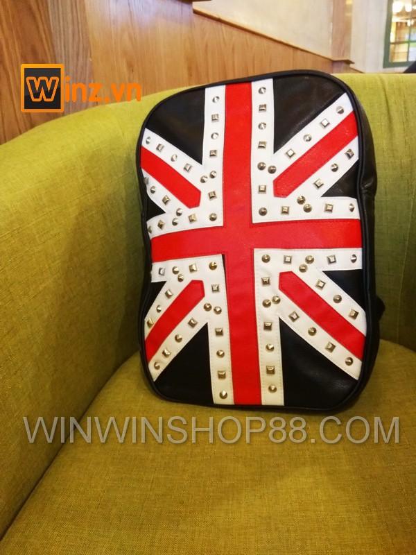 balo da nam thời trang lá cờ giá rẻ chỉ có tại Winz.vn 3