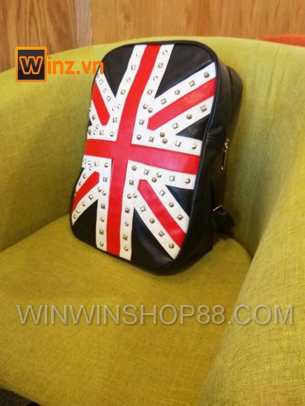 balo da nam thời trang lá cờ giá rẻ chỉ có tại Winz.vn 5