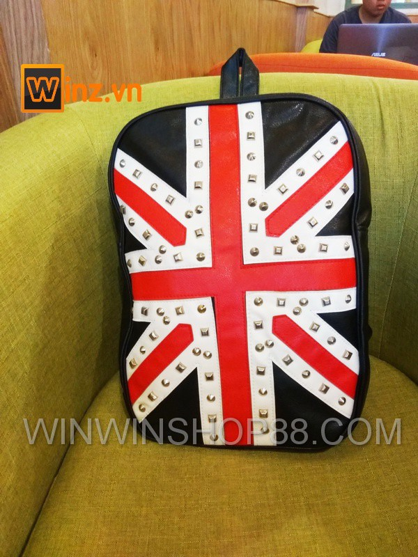 Balo thời trang cao cấp BL40 Màu Đen cung cấp bởi Winwinshop88 6