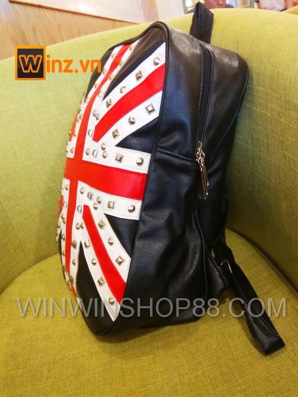 Balo thời trang cao cấp BL40 Màu Đen cung cấp bởi Winwinshop88 4