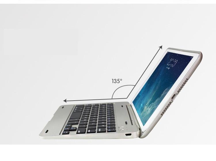 Bàn phím Bluetooth ốp lưng ipad mini 4 phụ kiện cho bạn 6