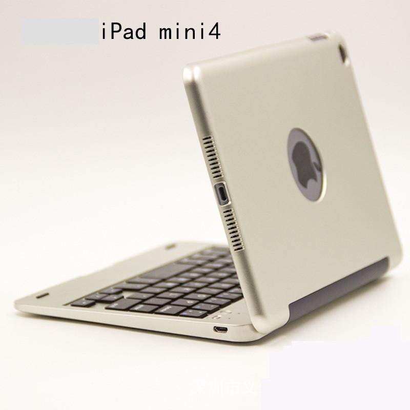 Bàn phím Bluetooth ốp lưng ipad mini 4 phụ kiện cho bạn 4