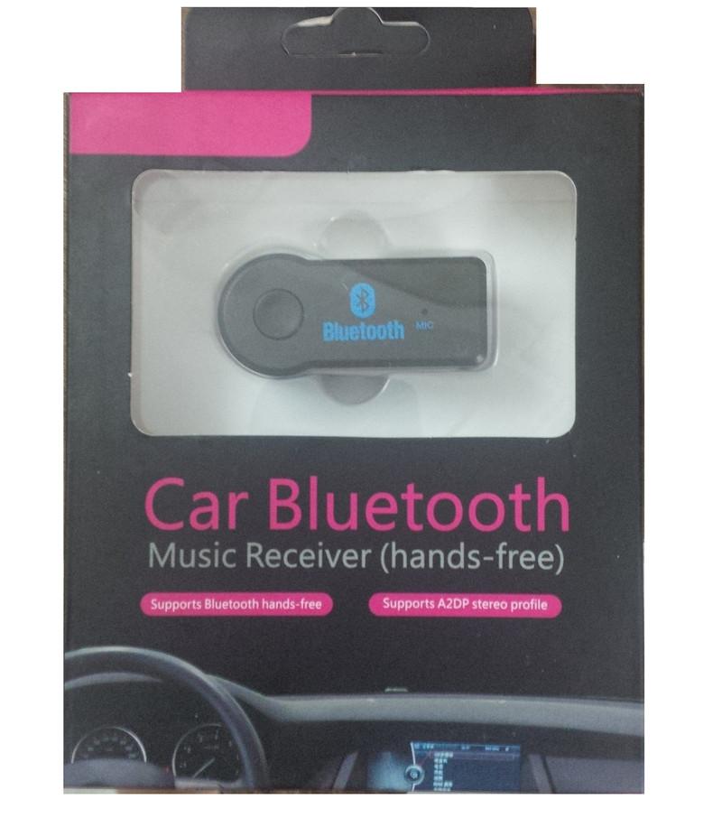 Car Bluetooth thiết bị nhận Bluetooth Music trên xe hơi 2
