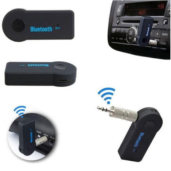 Car Bluetooth thiết bị nhận Bluetooth Music trên xe hơi 3