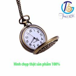 Đồng hồ quả lắc GE055 móc khóa và dây chuyền