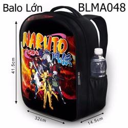 Balo học sinh Truyện tranh Naruto HOT - VBLMA048