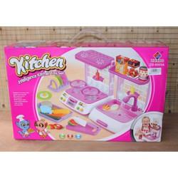 Bộ đồ chơi nấu ăn cao cấp 6005 - Giá Cực Sốc