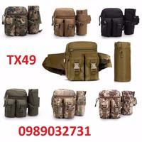 Túi đeo hông cao cấp quân đội - TX49