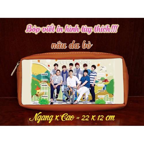 Bóp viết in hình kpop Super Junior - BSJ001 - 4048863 , 3812642 , 15_3812642 , 49000 , Bop-viet-in-hinh-kpop-Super-Junior-BSJ001-15_3812642 , sendo.vn , Bóp viết in hình kpop Super Junior - BSJ001