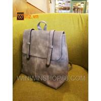 Balo da  Nữ  thời trang giá rẻ siêu  mềm mại chĩ có tai Winz.vn