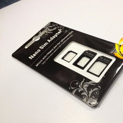 Adapter Nano-Micro SIM