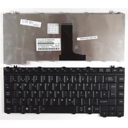 Bàn Phím Laptop Toshiba M200, A200, L300, ĐEN