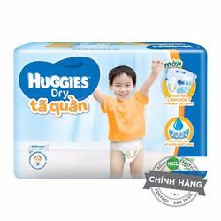 Tã-bỉm quần Huggies Dry XXL28