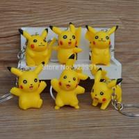 Móc khóa hình Pikachu siêu dễ thương