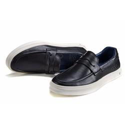 Giày da ecco thời trang nam công sở New 2016 - màu đen