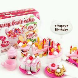 Bộ đồ chơi tiệc bánh sinh nhật dành cho bé